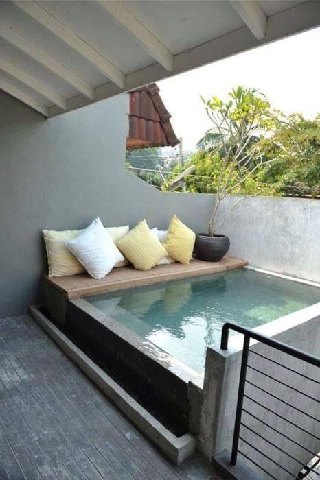 Pin de mar bellaeva en dise os de casas pinterest - Disenos de piscinas para casas ...