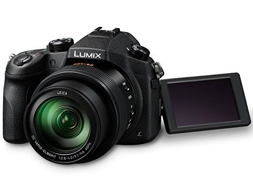 Panasonic Lumix Fz1000 4k Point And Shoot Camera 16x Leica Dc Vario Elmarit F2 8 4 0 Lens 21 1 Megapixels 1 Inch High Sensitivity Sensor Point Shoot Camera Camera Accessories Digital Camera
