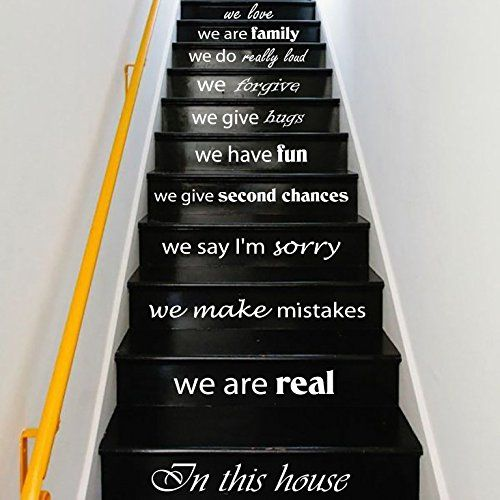 Enjoyable Wooden Steps. Quotes for Staircases  10 Popular Sayings to Feature on the Stairs