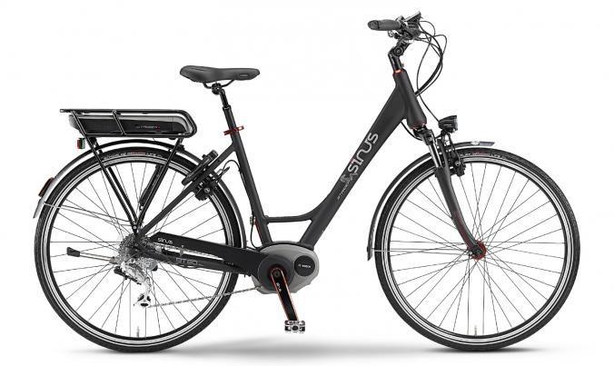 Sinus Bt 60 Damenrad Produktdetails Rahmen Aluminium 6061 Hydroformed Tht Bosch Interface Motor Federgabel Stahlfeder Fahrradcomputer