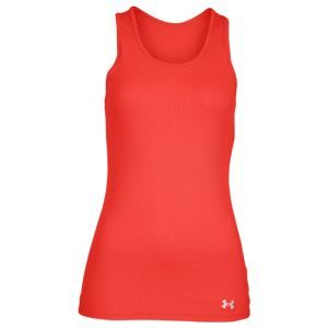 Under Armour Victory Tank - Womens - Hibiscus/White