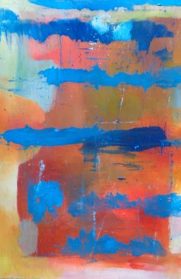 Blue and Orange 34