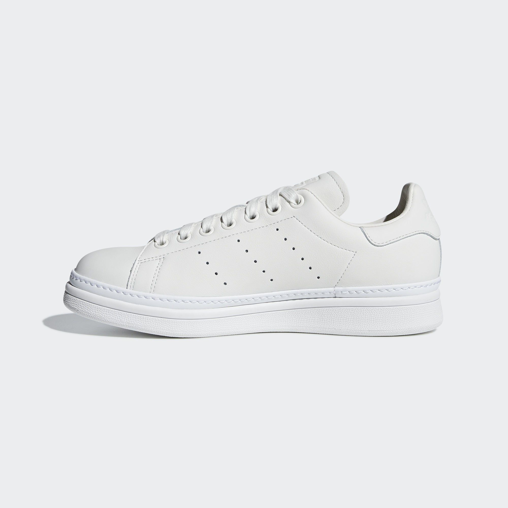 Damen ADIDAS ORIGINALS Sneaker Stan Smith weiß New Bold weiß Smith ... 2d882b