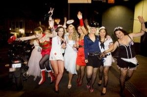 Represent All Hen Night Themes By Your Hens Being Each One Army Police