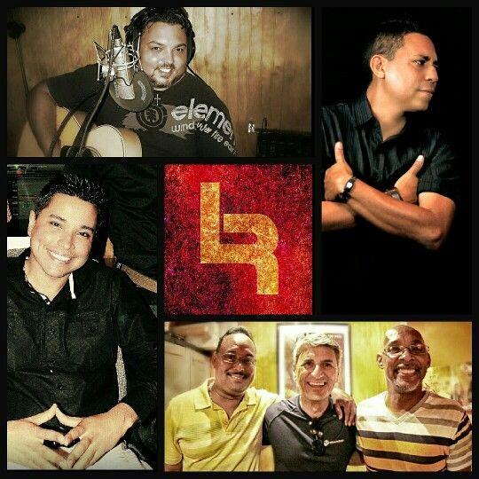 José Cadiz, Onix Rivera, Carlos Lugo, Rafael  Delgado, Tony Rivas, Reinaldo Semidey