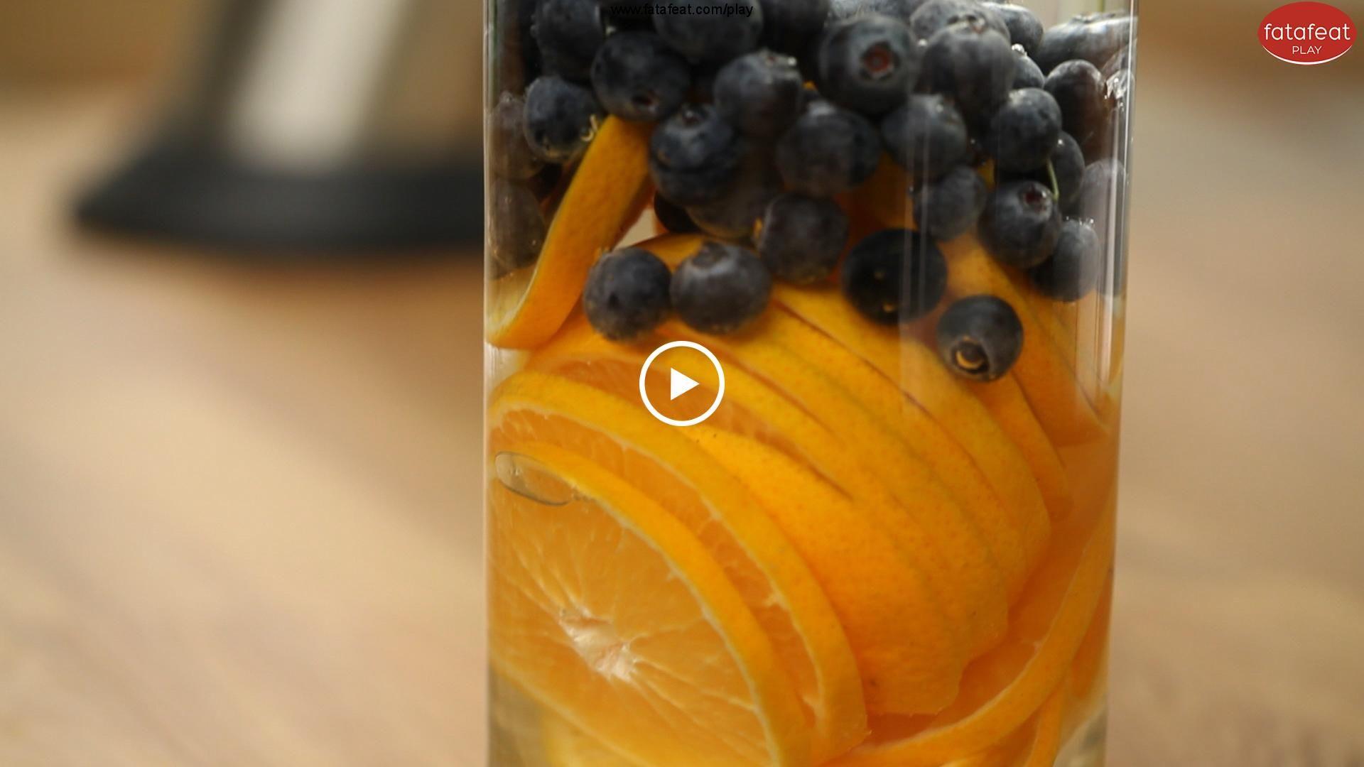 ماء الزهر بتوت العليق الأزرق Fatafeat Fruit Pumpkin