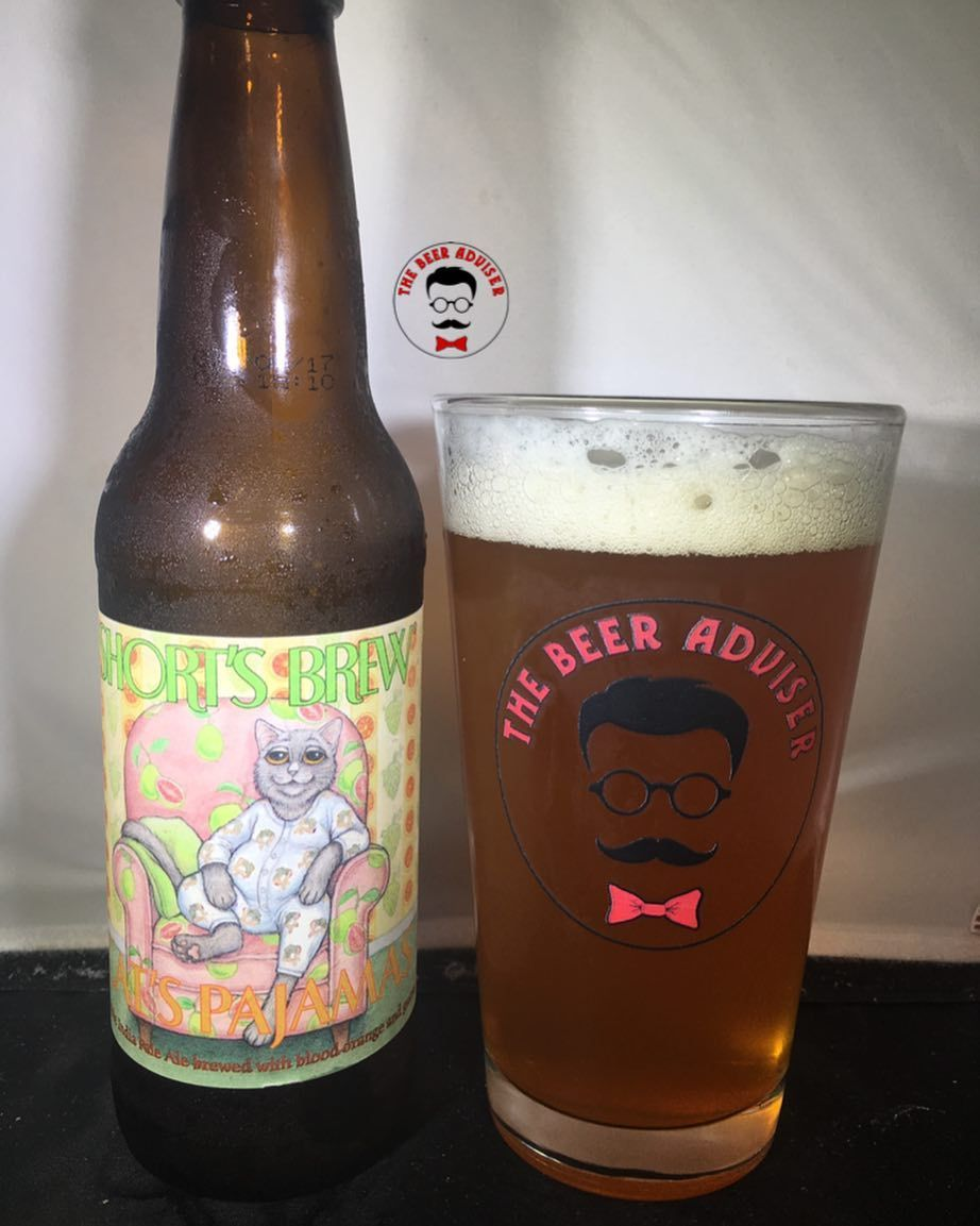 How about a tbt beer? shortsbrewing Cats Pajamas has