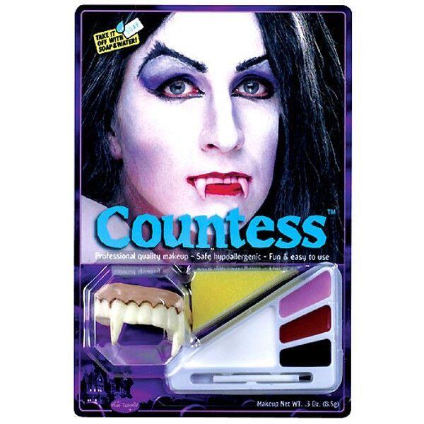 Adult Countess Halloween Makeup Kit | Halloween | Pinterest ...