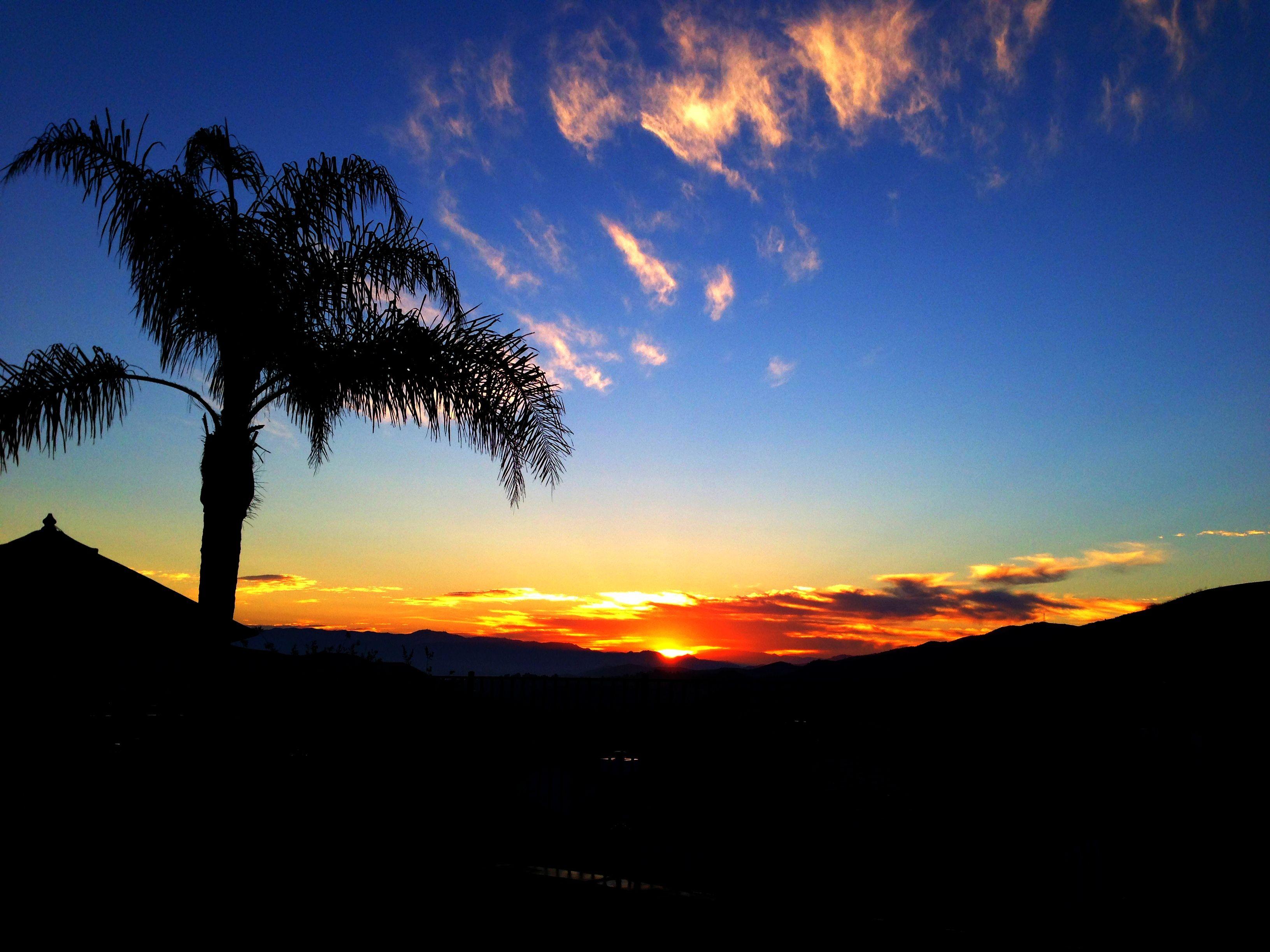 Sunrise in Cali