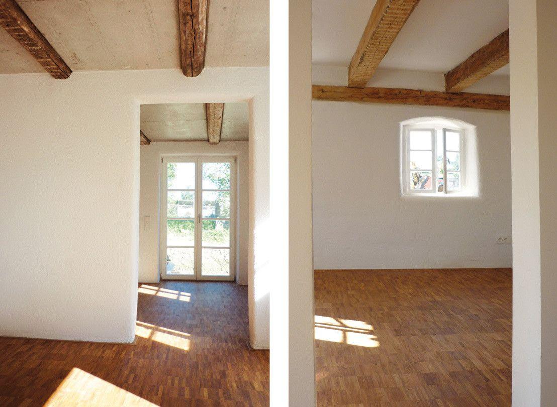 360°: Sanierung eines Bauernhauses in Oberbayern | Pinterest ...