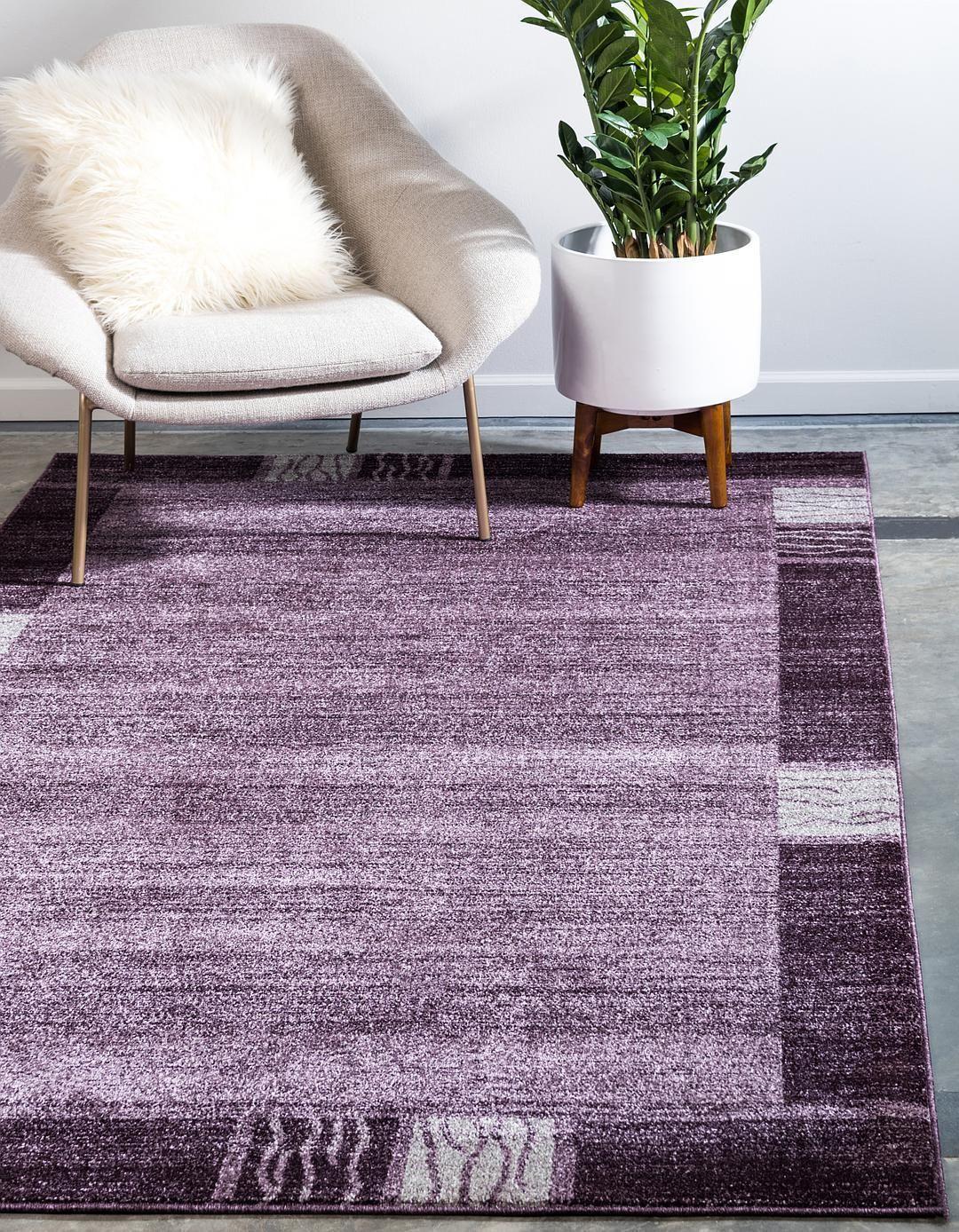 Purple 5 X 8 Loft Rug Area Rugs Esalerugs With Images