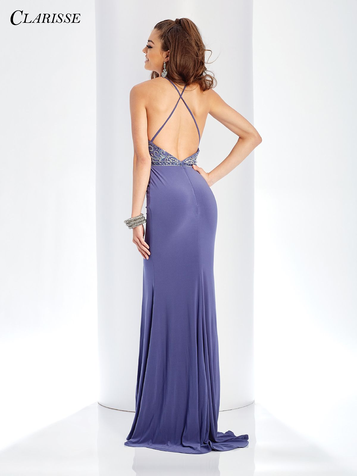 Halter neck fitted prom dress colors fitted prom dresses