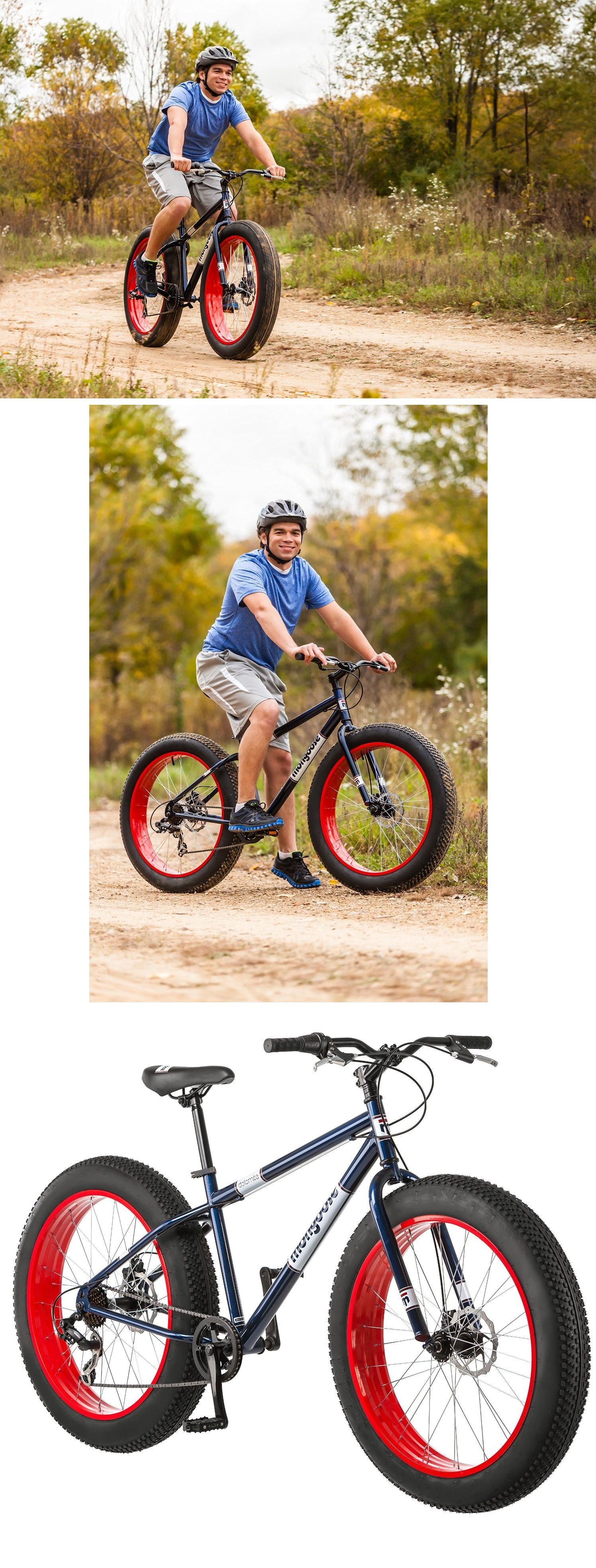 Is The Red Color Worth Extra Weight Dolomite Fat Boys Tire Cruiser Bike