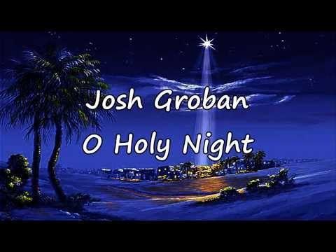 Josh Groban Christmas Albums
