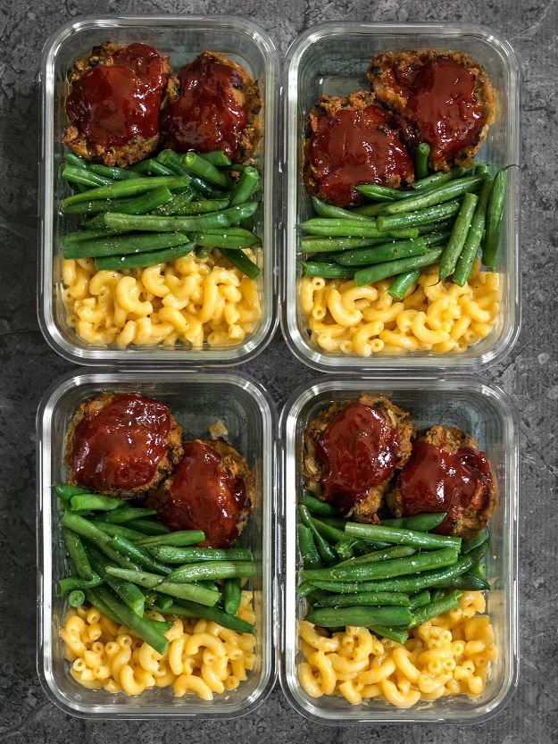 34 Easy Meal Prep Ideas For A Week