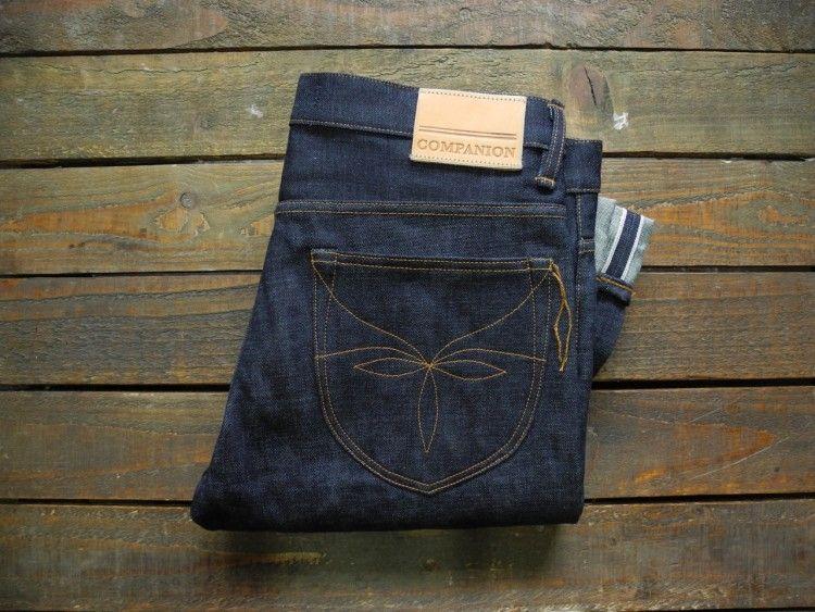 Companion Denim custom jeans Paul Travi review