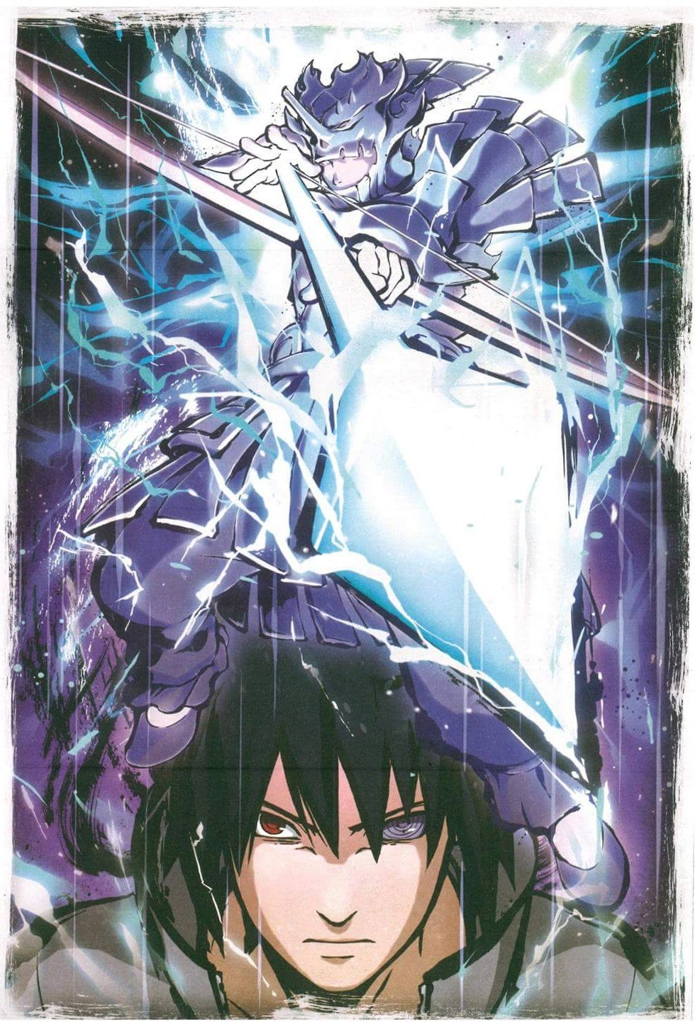 Apologise, but Real sasuke susano cosplay full