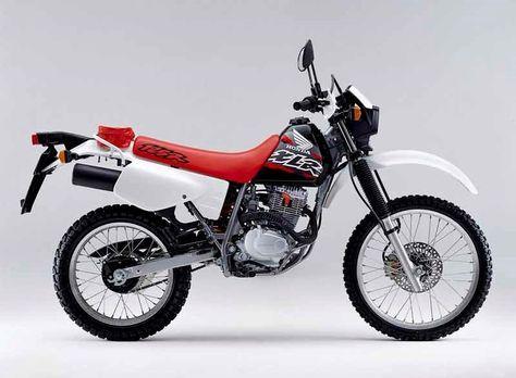Honda Xlr125 1997 2002 Review Motos Enduro Motocicletas Motos
