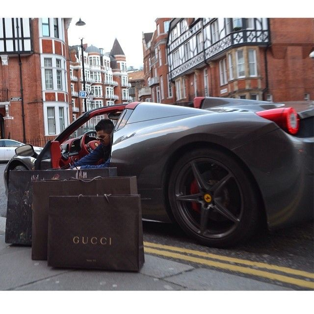 Done shopping. by alielofficial
