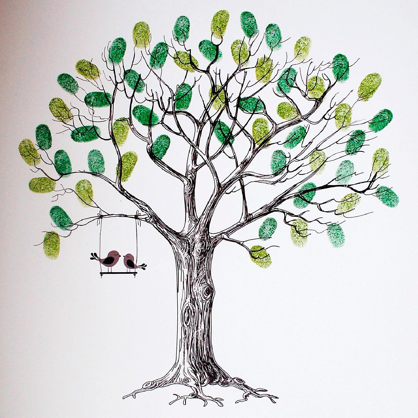 канал, жмите поздравление из отпечатков пальцев схема дерева всей души желаю