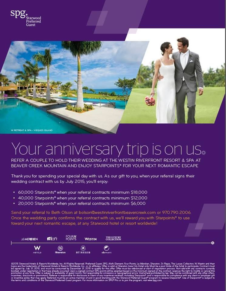 Say I Do In Style And Your Anniversary Trip Is On Us  Well