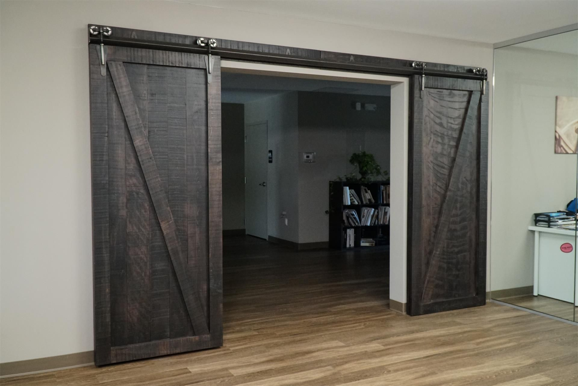 Original Sliding Barn Door Interior Sliding Barn Doors House