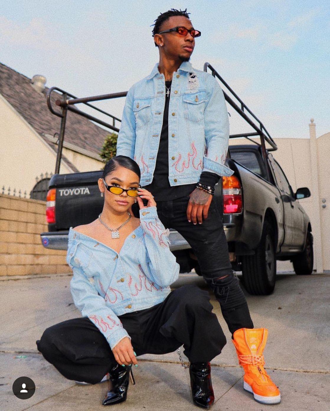 ƒօӏӏօա ʍҽ Noraisabelle ƒօɾ ʍօɾҽ թiղs վօմ ɾҽ ցօղղɑ ӏօѵҽ Black Couples Goals Couple Outfits Cute Couple Outfits