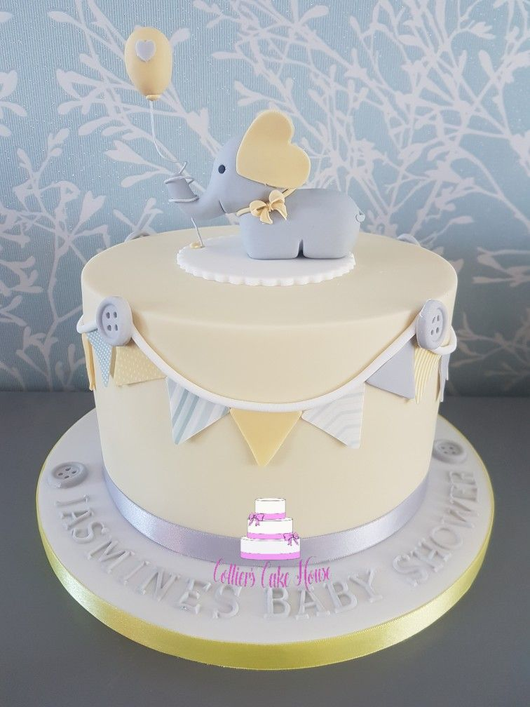 Gender Neutral Baby Shower Cake Baby Shower Cakes Neutral