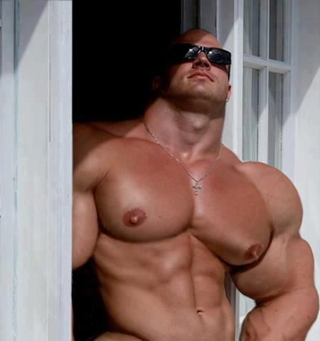 Muscle gay with hot gays