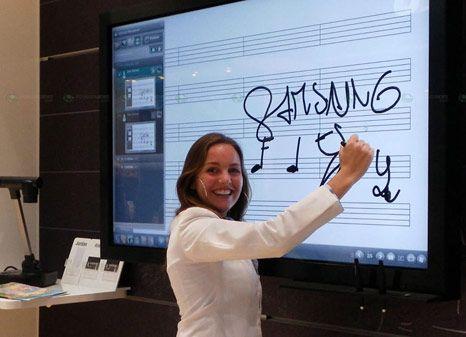 interactive whiteboard. draw, erase, print... | studio inspiration ...