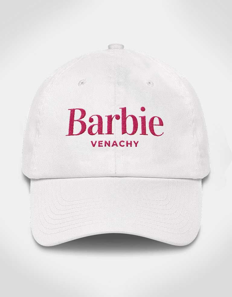 4be1df258d4ca Barbie Dad Hat For Men and Women. Luxury Dad Hats from www.venachy ...