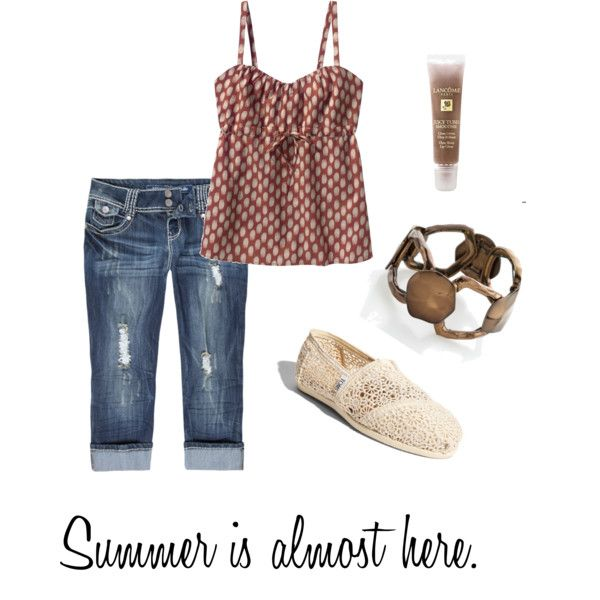 $157 - Perfect outfit for a pair of lace Toms.