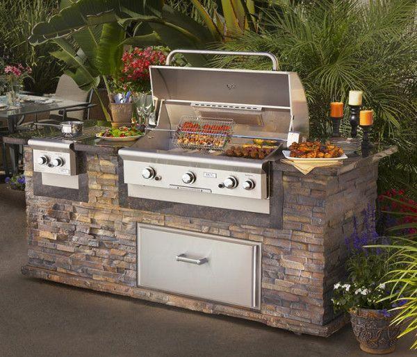 Gas Grills In Orlando Fl Modular Outdoor Kitchens Built In Grill Outdoor Kitchen Design
