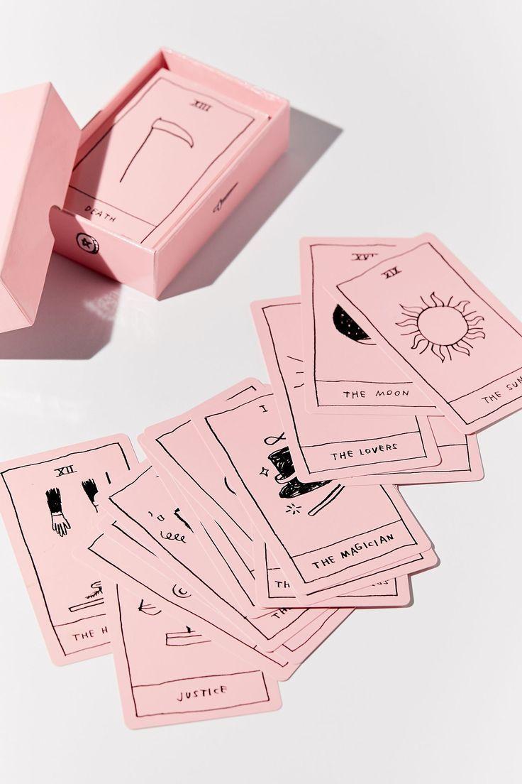 diy tarot cards deck