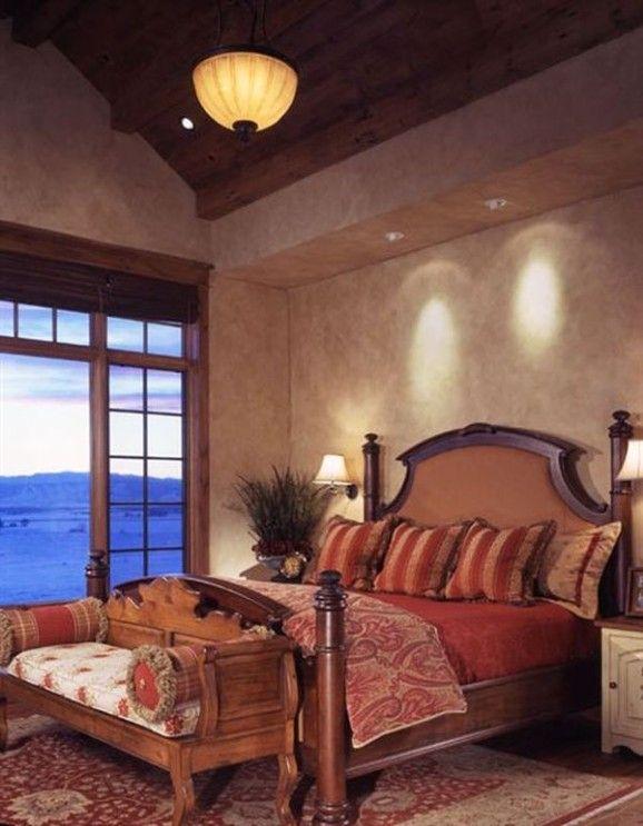 5 Fun Ideas For Sponge Painting Walls | Master bedroom ...