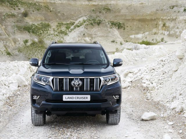 Toyota Land Cruiser 2017 Wallpaper, HD Cars 4K Wallpapers, Images, Photos and Ba…