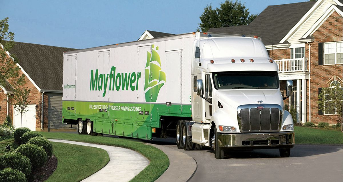 Exceptional Mayflower Car Shipping #2: TRS Moving Has Been An Award Winning Mayflower Transit Agent Since 1903.  Visit Our Employee