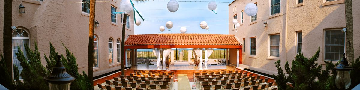 Weddings Casa Marina Hotel Jacksonville Beach