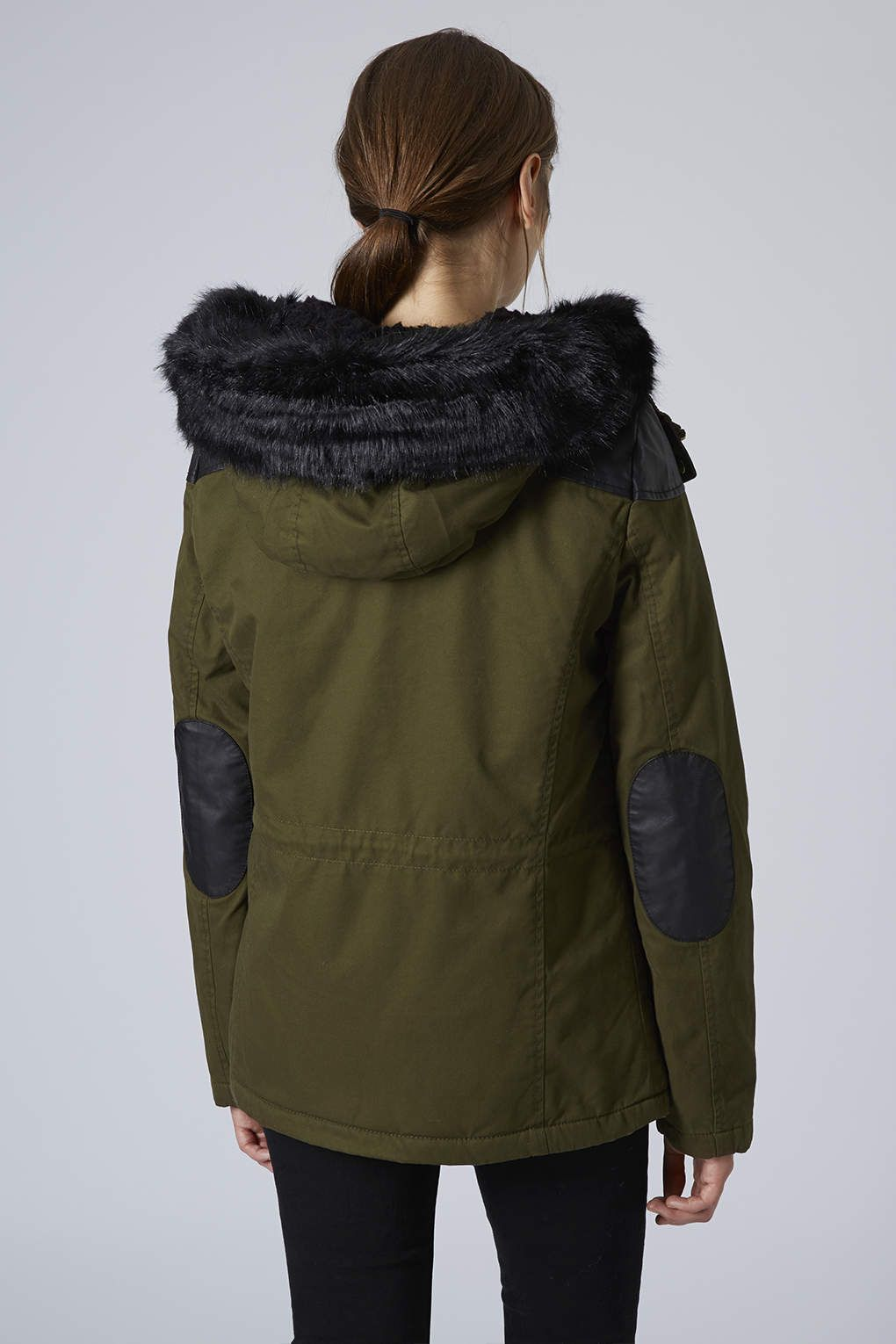 Short Padded Parka Jacket - Jackets & Coats - Clothing | Shorts ...