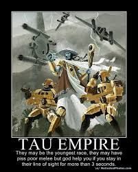Tau And Space Marines Allies Google Search Warhammer 40k Warhammer 40k Memes Warhammer