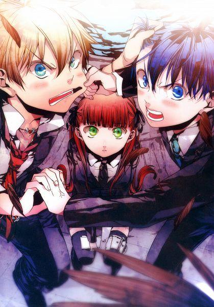 Tags: Anime, Sarachi Yomi, HuneX, La storia della Arcana Famiglia, Liberta, Nova (Arcana Famiglia), Felicita