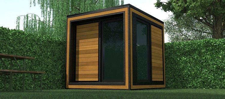 smart garden office. Smart Garden Offices » Micro Office