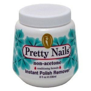 Product Review: Pretty Nails Polish Remover