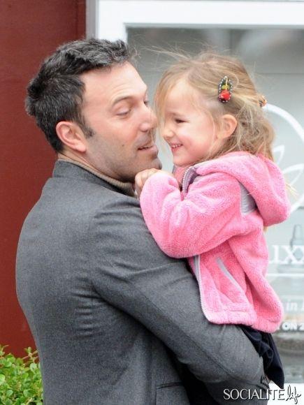 Celebrity Baby Names: Ben Affleck - Family Education