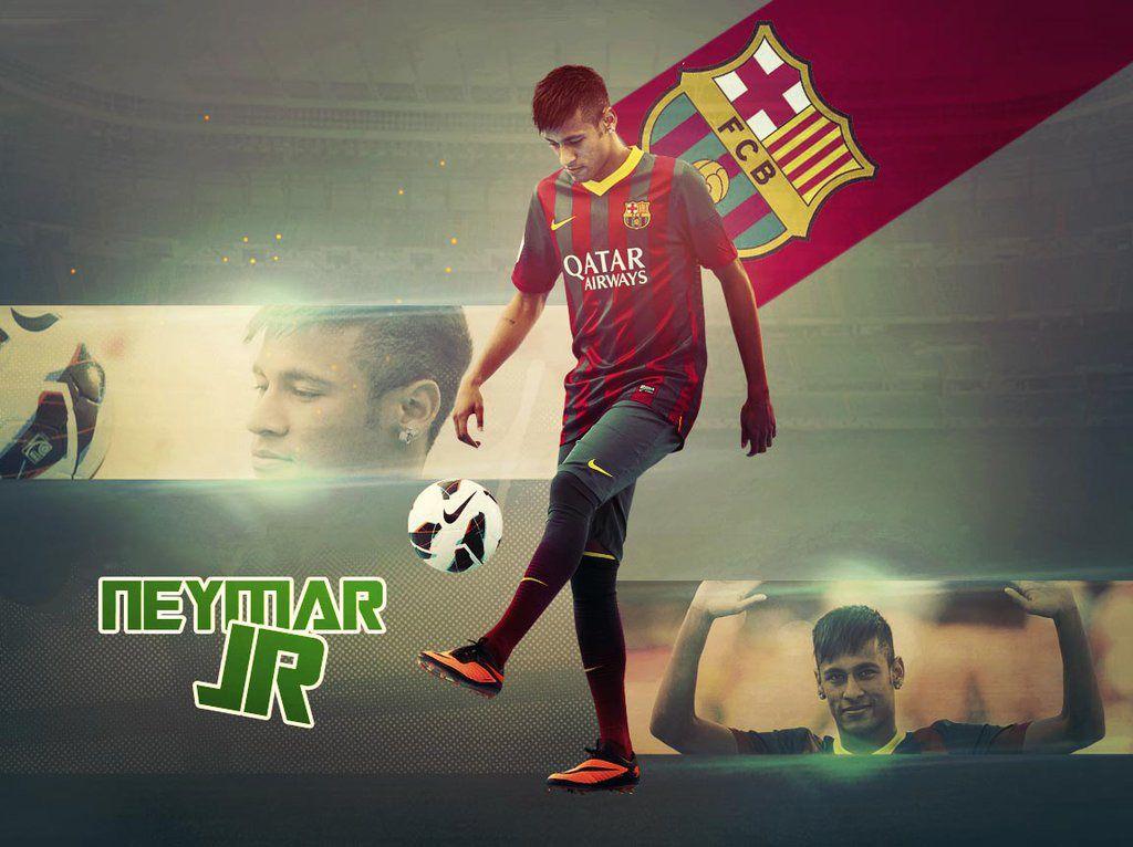 Neymar Jr Picture Image Wallpaper HD 2014 Free Download