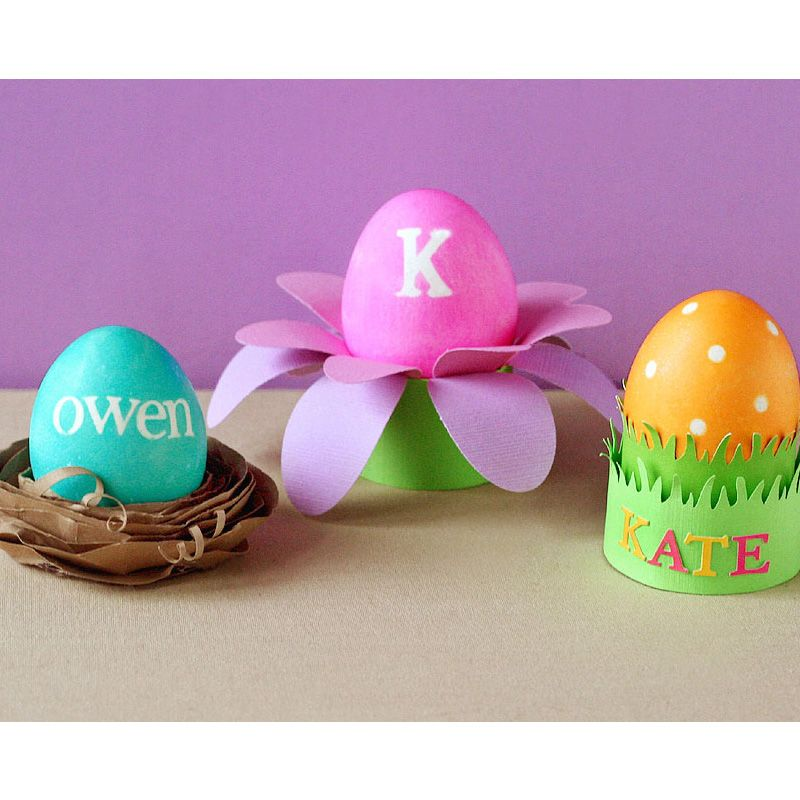 easter egg decorating ideas - how to display easter eggs - diy, Hause ideen