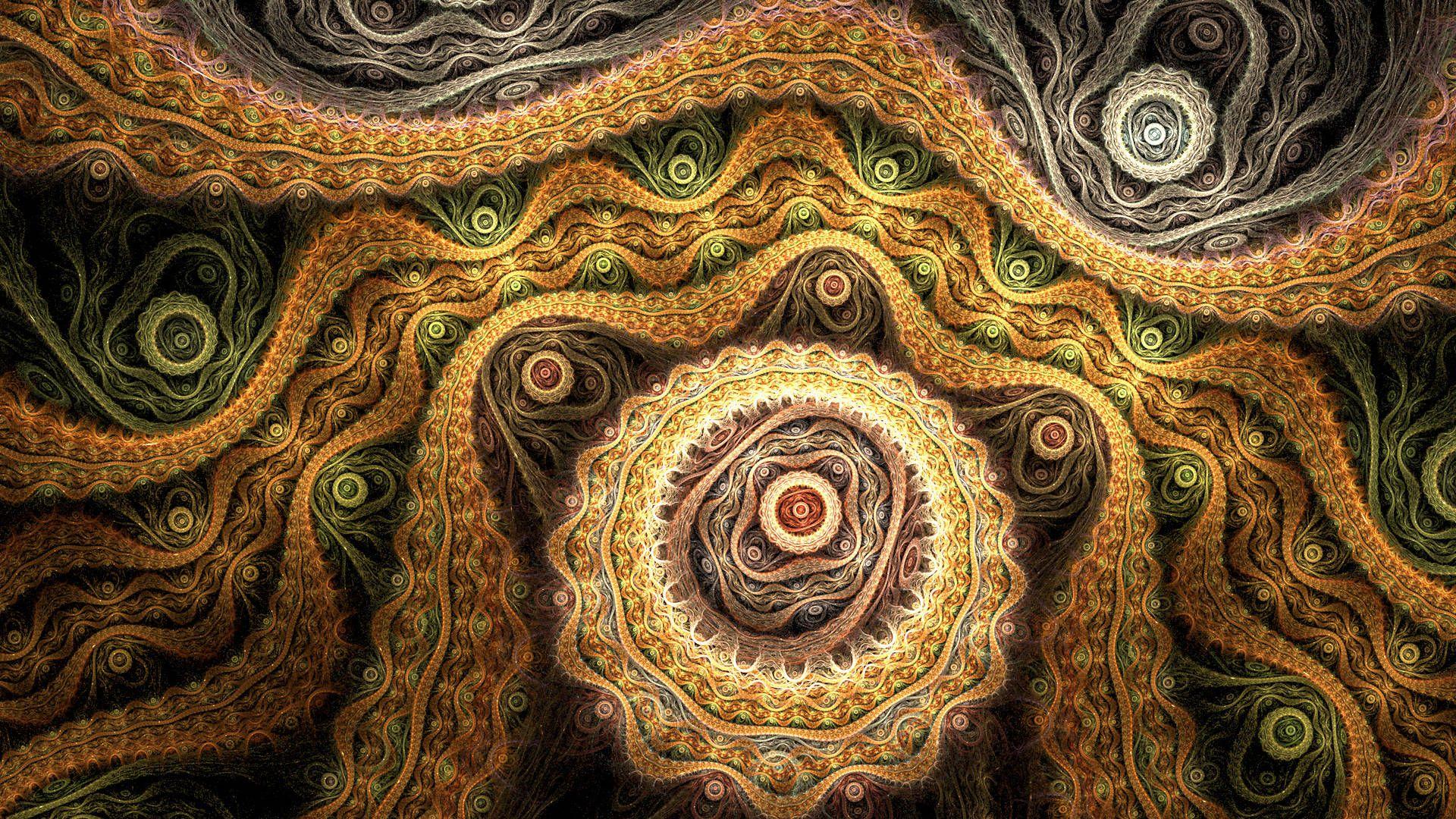Fractal Wallpaper 1920x1080 Abstract Wallpaper Fractals Cool Backgrounds