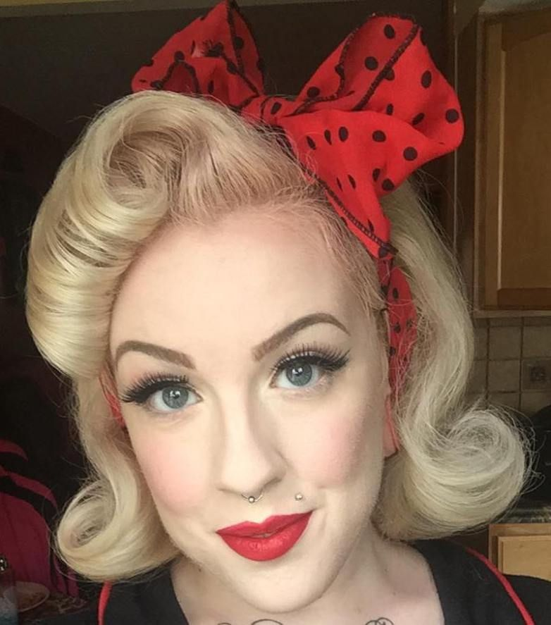 20 Gorgeous Bandana Hairstyles For Cool Girls Pinup Everything