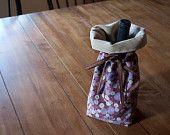 Soft-sided Wine Bottle Gift Bag