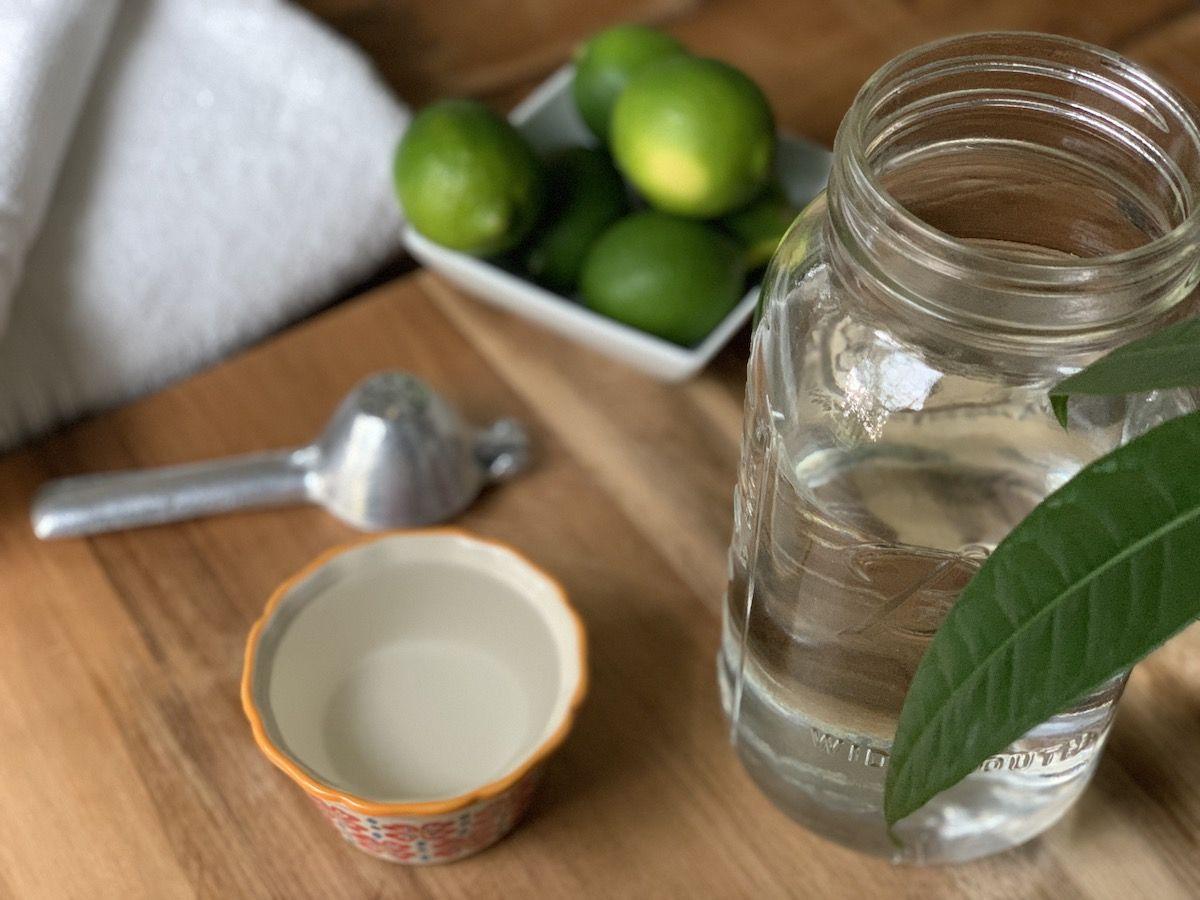 Agua Sanitaria Faz Mal A Saude Receita De Uma Natural E Caseira